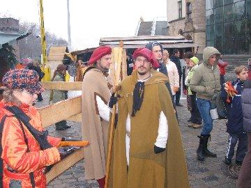 Cologne Medieval Christmas Market