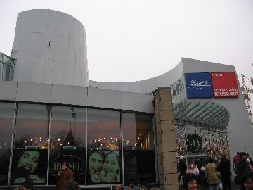 Chocolate Museum, Cologne, Germany