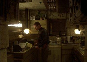 Deckard's apartment