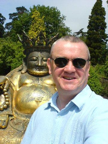 Buddha at Sandringham