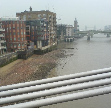 Millenium Bridge, London