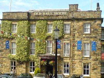 Old Hall Hotel, Buxton
