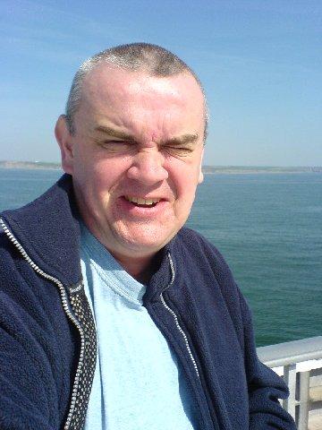 Paul Flanagan At Sea