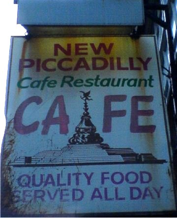 New Piccadilly Cafe Restaurant